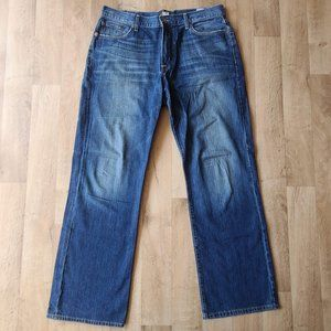 Luck Brand by Gene Montesano Blue Jeans 34